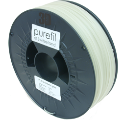 purefil of Switzerland Glow in the Dark - Filament - Grün - 1.75mm - 1kg