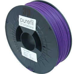 purefil of Switzerland - PLA - Filament - Violett - 1.75mm - 1kg