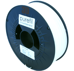purefil of Switzerland PETG - Filament - Weiss - 1.75mm - 1kg