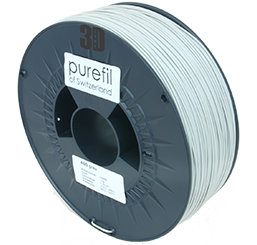 purefil of Switzerland ABS - Filament - Hellgrau - 1.75mm - 1kg
