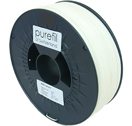 purefil of Switzerland ABS - Filament - Nature - 1.75mm - 1kg