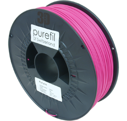 purefil of Switzerland PLA - Filament - Pink - 1.75mm - 1kg