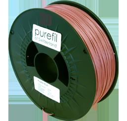 purefil of Switzerland Metal - Filament - Kupfer - 1.75mm - 1kg