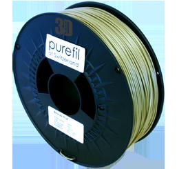 purefil of Switzerland Metal - Filament - Bronze - 1.75mm - 1kg