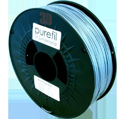 purefil of Switzerland Metal - Filament - Aluminium - 1.75mm - 1kg