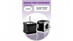 Duplicator 6 - Z-Achse / Extruder Antriebsmotor