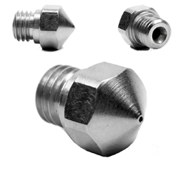 Micro Swiss - MK10 Düse - 0.2mm - TwinClad XT - Messing