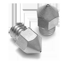 Micro Swiss - MK8 Düse - 0.6mm - TwinClad XT - Messing