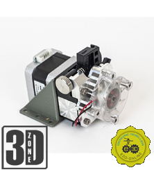 E3D Titan Aero - Full Kit - 24v - inkl Motor und Halterung