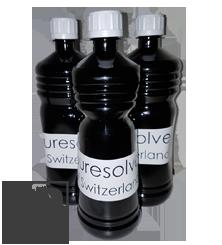 puresolve of Switzerland - (Lösungsmittel HIPS) - 1l
