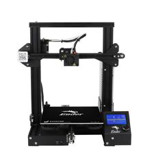 Creality Ender 3 - preiswerter 3D Drucker