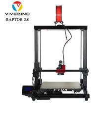 Vivedino Raptor 2.0 - 40 x 40 x 50 cm - Single Extruder mit grossem Bauraum