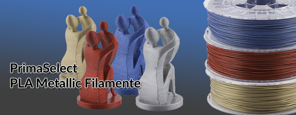 PrimaSelect Metallic PLA Filament