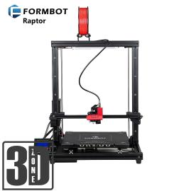 Formbot Raptor - hochwertiger und präziser 3D Drucker
