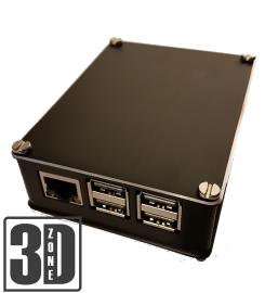Octoprint Hub - Komplettkit - Raspberry Pi 3 Typ B+ - Alles vorinstalliert - Palette 2 & Canvas ready