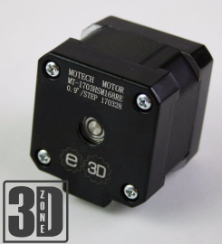 E3D Nema 17 Motor - Compact but Powerful - 0.9° - 1.68A